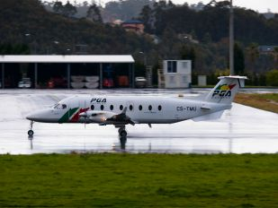 CS-TMU - PGA Portugalia Beechcraft 1900D Airliner
