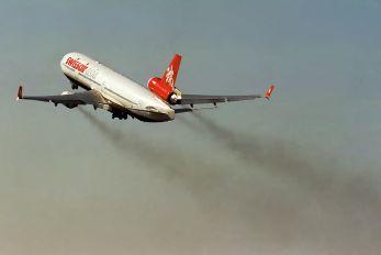 HB-IWG - Swissair McDonnell Douglas MD-11