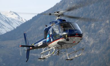 OE-FXB - Heli Austria Aerospatiale AS355 Ecureuil 2 / Twin Squirrel 2