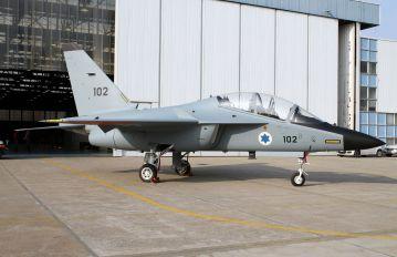 102 - Israel - Defence Force Leonardo- Finmeccanica M-346 Master/ Lavi/ Bielik