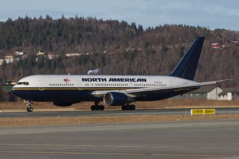N760NA - North American Airlines Boeing 767-300