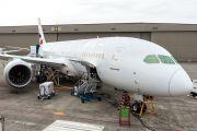 G-ZBJE - British Airways Boeing 787-8 Dreamliner aircraft