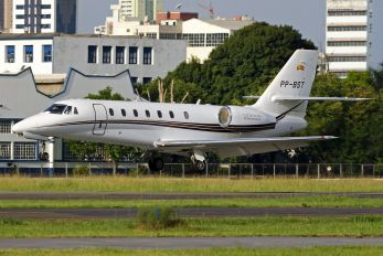 PP-BST - Private Cessna 680 Sovereign