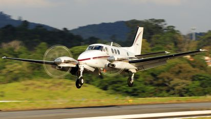 PR-OIM - Private Beechcraft 90 King Air