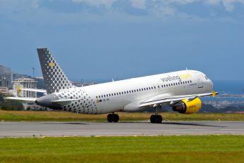 EC-IEI - Vueling Airlines Airbus A320