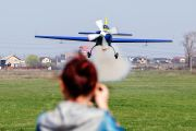 YR-EWF - Hawks of Romania Extra 300L, LC, LP series aircraft