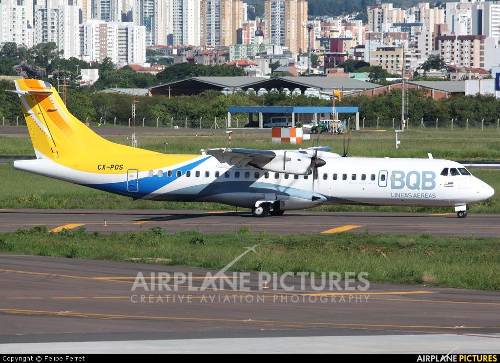 BQB Lineas Aereas CX-POS aircraft at Porto Alegre - Salgado Filho