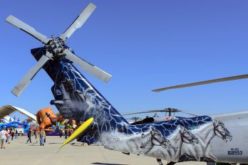 168553 - USA - Navy Sikorsky MH-60S Nighthawk