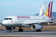 D-AGWH - Germanwings Airbus A319 aircraft