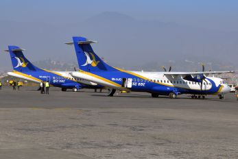 9N-AJO - Buddha Air ATR 72 (all models)