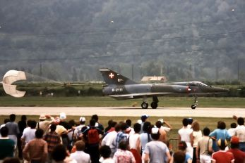 R-2111 - Switzerland - Air Force Dassault Mirage III