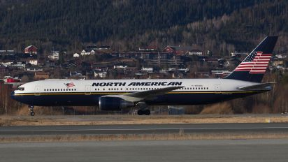N764NA - North American Airlines Boeing 767-300