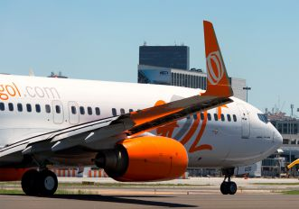 PR-GGD - GOL Transportes Aéreos  Boeing 737-800