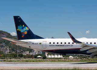 PR-AXF - Azul Linhas Aéreas Embraer ERJ-195 (190-200)