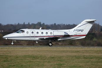I-TOPD - Private Beechcraft 400A Beechjet