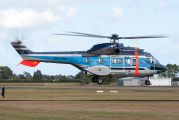ZK-HHL - Heli Harvest Aerospatiale AS332 Super Puma L (and later models) aircraft
