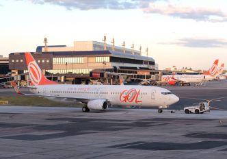 PR-GTG - GOL Transportes Aéreos  Boeing 737-800