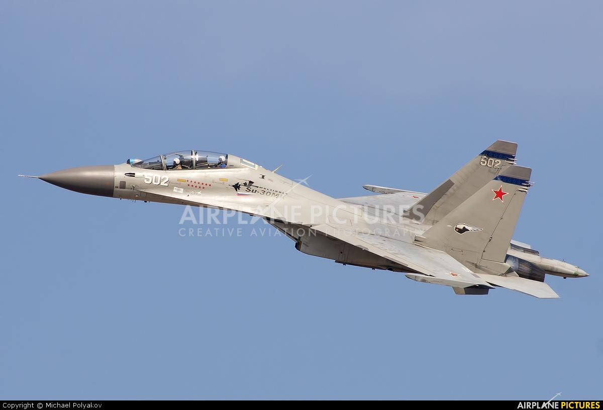 Russia - Air Force 502 aircraft at Ramenskoye - Zhukovsky
