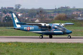 PS-B01 - Italy - Police Partenavia P.68 Observer