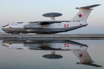 37 - Russia - Air Force Beriev A-50 (all models)