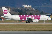 LZ-MDD - WOW Air Airbus A320 aircraft