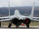 - - Slovakia -  Air Force Mikoyan-Gurevich MiG-29AS aircraft