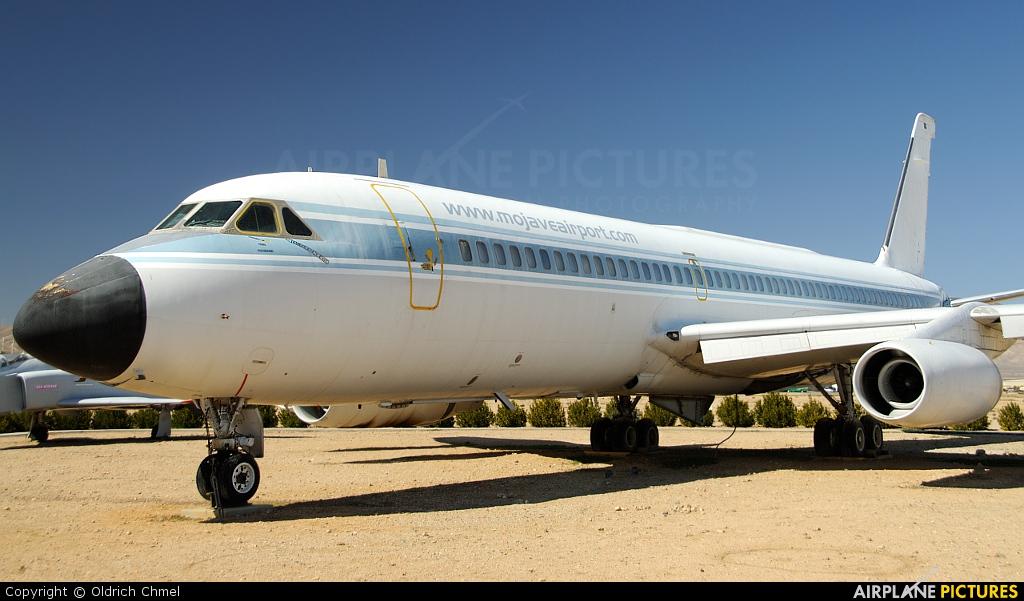 NASA N810NA aircraft at Mojave