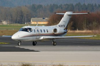 N281TX - Private Beechcraft 400XP Beechjet