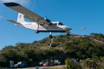 PJ-WEB - Winward Express Britten-Norman BN-2 Islander