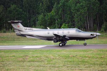 SP-ARC - Private Pilatus PC-12