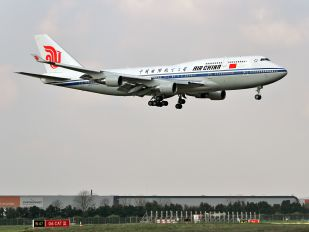 B-2472 - Air China Boeing 747-400