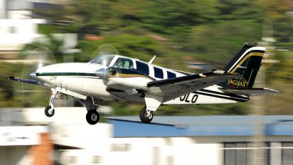 PR-JLO - Private Beechcraft 58 Baron