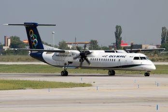 SX-BIU - Olympic Airlines de Havilland Canada DHC-8-400Q / Bombardier Q400