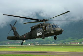 6M-BH - Austria - Air Force Sikorsky S-70A Black Hawk