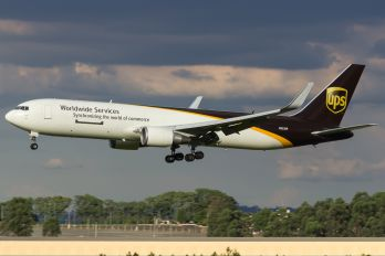 N323UP - UPS - United Parcel Service Boeing 767-300F