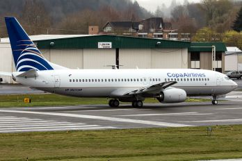 HP-1837CMP - Copa Airlines Boeing 737-800