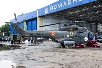 141 - Romania - Navy IAR Industria Aeronautică Română IAR 330 Puma