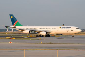 V5-NMF - Air Namibia Airbus A340-300