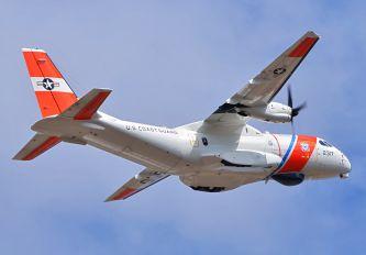 2317 - USA - Coast Guard Casa HC-144A Ocean Sentry