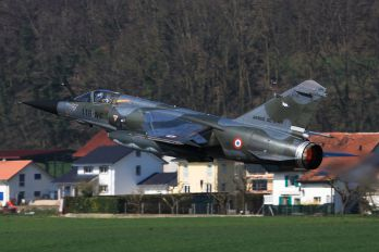 654 - France - Air Force Dassault Mirage F1CR