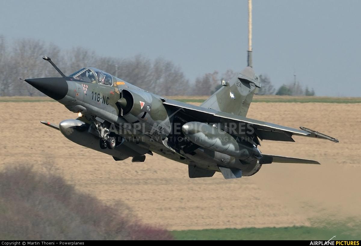 France - Air Force 654 aircraft at Payerne