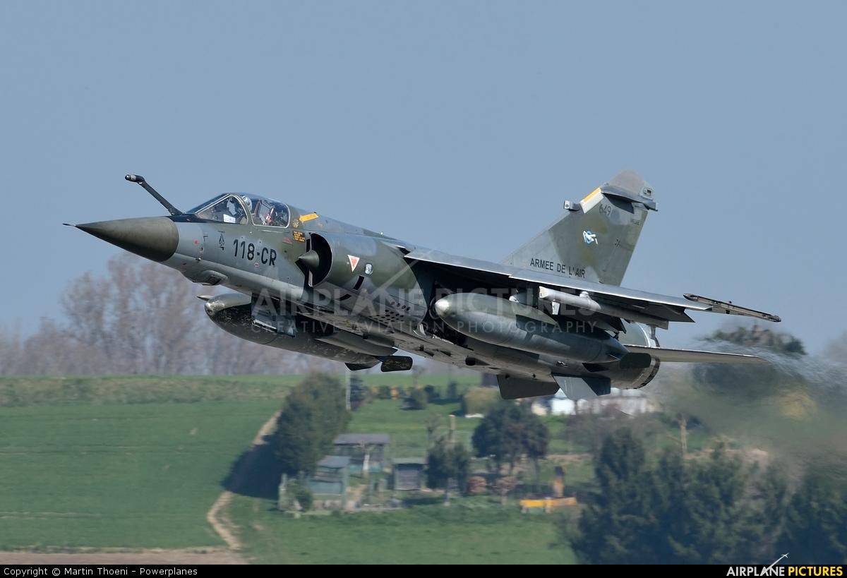 France - Air Force 649 aircraft at Payerne