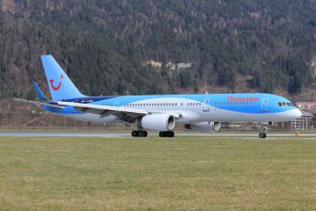 G-OOBA - Thomson/Thomsonfly Boeing 757-200