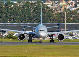 A7-BBF - Qatar Airways Boeing 777-200LR