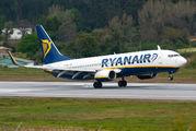 EI-DAS - Ryanair Boeing 737-800 aircraft