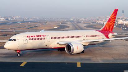 VT-ANN - Air India Boeing 787-8 Dreamliner