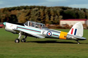 G-AOSK - Private de Havilland Canada DHC-1 Chipmunk