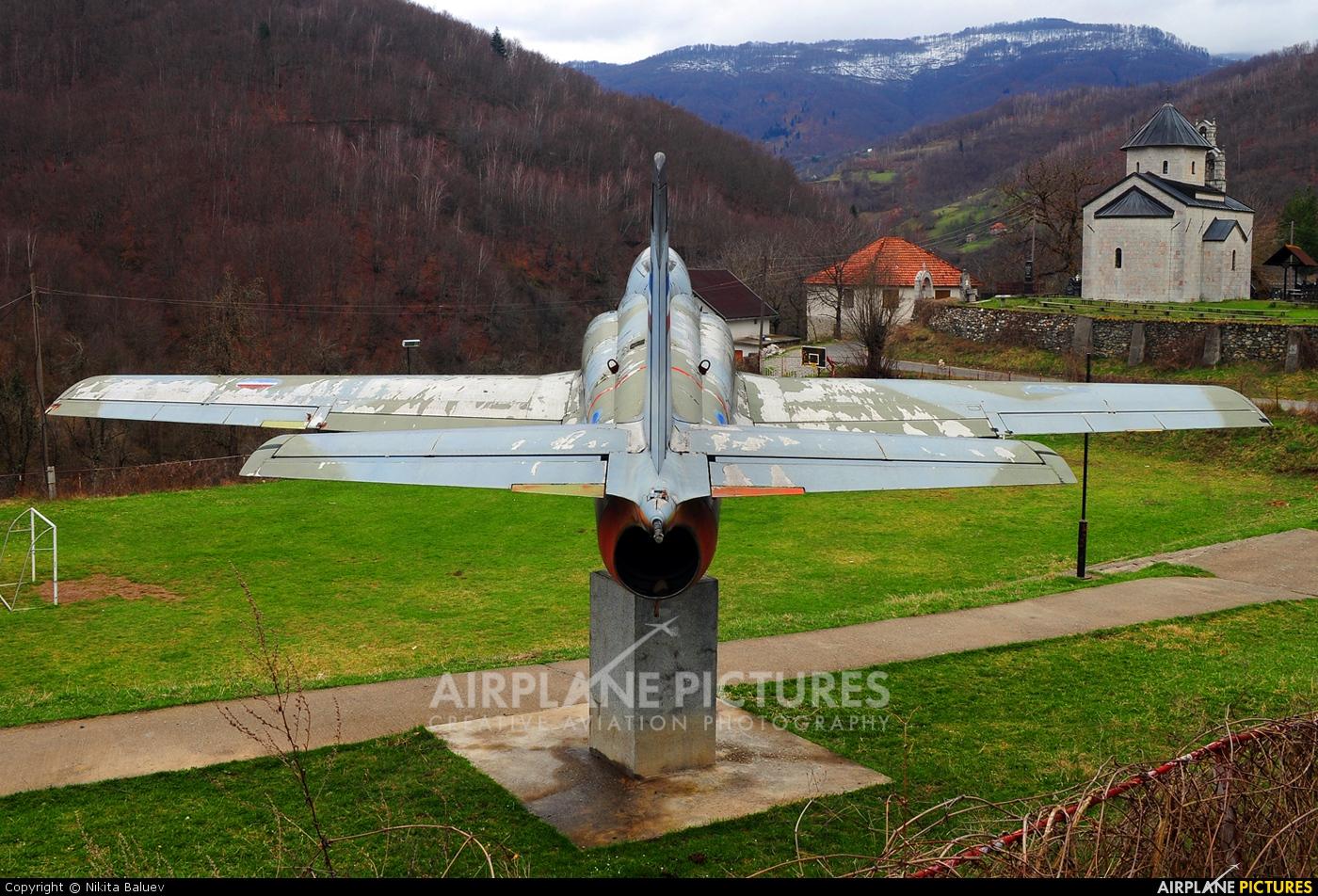 Yugoslavia - Air Force 24456 aircraft at Off Airport - Montenegro