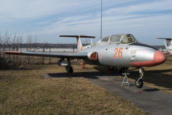 26 - Russia - Air Force Aero L-29 Delfín
