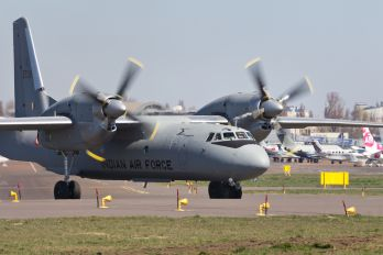 K2736 - India - Air Force Antonov An-32 (all models)